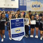 Competition Cheerleaders take First Place!