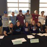 Thirteen Seniors Sign NLI