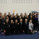 Eastview  Gymnastics vs. Lakeville North