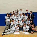 Eastview Wrestling places 1st and 3rd at the Trinity Invitational.