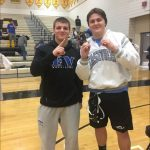 Eastview High School Coed Varsity Wrestling beat Burnsville Senior High School 69-9
