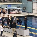Eastview High School Boys Varsity Swimming finishes 12th place