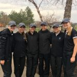 Eastview High School Girls Varsity Golf finishes 3rd place