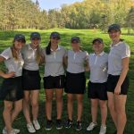 Eastview High School Girls Varsity Golf finishes 12th place