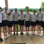 Eastview High School Girls Varsity Golf finishes 6th place