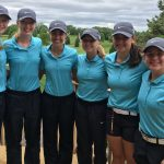 Eastview High School Girls Varsity Golf finishes 4th place