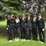 Eastview High School Girls Junior Varsity Golf finishes 3rd place
