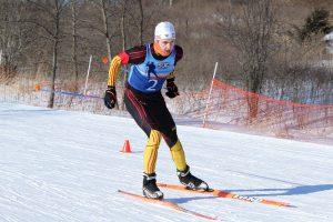 Boys Varsity Nordic Skiing 2018