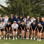 Girls Junior Varsity Golf finishes 1st place at Invitational @ Rich Valley Golf Course