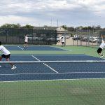 Boys Varsity Tennis falls to The Blake School 5 – 2