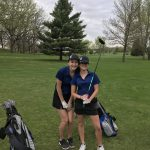 Girls Junior Varsity Golf finishes 2nd place at Burnsville, Rosemount