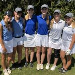 Girls Varsity Golf finishes 1st place at Crystal Cup