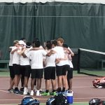 Boys Varsity Tennis falls to Orono 4 – 3