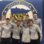 Boys XC Finishes 8th at State, Green & Mahlen Earn All-State Honors