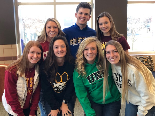 NLI Signing Day Recap-November 14th