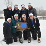 Girls Nordic is Section Champs and Statebound!