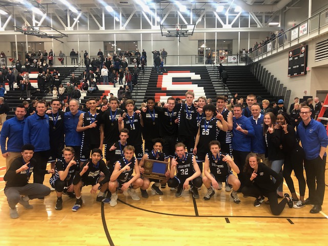 March Madness Continues as Boys Hoops is STATEBOUND!