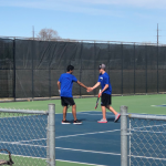 Boys Tennis takes down Conference Rival Eagan 5 – 2
