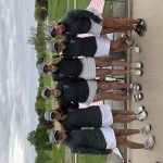 Varsity Girls Golfers Play in Final SSC Tournament