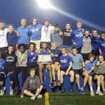 Boys Track Finishes 2nd at Section 3AA