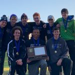 Boys Cross Country Section 3AA Champions