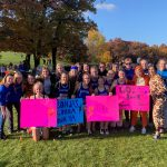 Lightning Girls CC advance two to the MSHSL Meet.