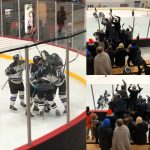 Girls Varsity Hockey beats East Ridge 4 – 3