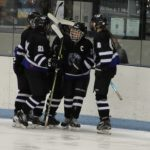 Girls Varsity Hockey falls to Burnsville 3 – 1