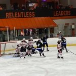 Girls Varsity Hockey beats Farmington 5 – 4