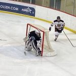 Girls Junior Varsity Hockey beats Lakeville South 3 – 0