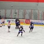 Girls Varsity Hockey falls to Shakopee 4 – 3