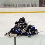 Girls Varsity Hockey beats Apple Valley 4 – 3