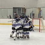 Girls Junior Varsity Hockey beats Prior Lake 2 – 1