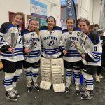 Girls Varsity Hockey beats Prior Lake 5 – 1
