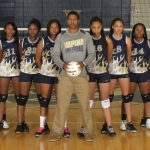 Varina High School Girls Junior Varsity Volleyball beat Henrico High School 2-1