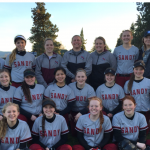 Sandy High School Varsity Softball beat Hood River Valley High School 3-1