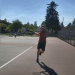Boys Tennis Summer Workouts