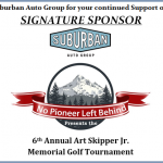Suburban Auto Group Sponsor's NPLB Golf Tournament to Support SHS Athletics