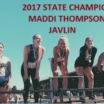 Maddi Thompson: 2017 State Champion!