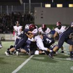 Sandy High School Varsity Football falls to Wilsonville High School 48-14
