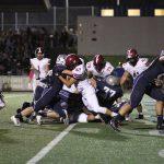 Sandy High School Varsity Football falls to Wilsonville High School 48-14