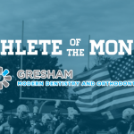 Don't Forget to Vote for the Gresham Modern Dentistry & Orthodontics February Athlete of the Month