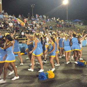 Football Jamboree vs. Polk County 8-14-15