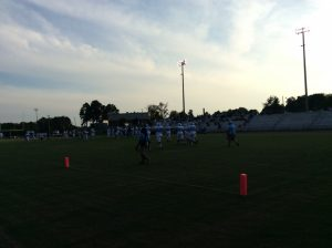 Football at Hunter Huss (29-26 Win)