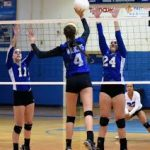 Volleyball Beats Lake Norman  Loses To North Iredell