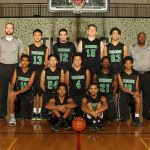 2015-16 JV Boys Basketball Team