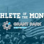 Don't Forget to Vote for the Grant Park Dentistry February Athlete of the Month