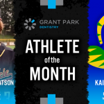 The Grant Park Dentistry February Athlete of the Month is…