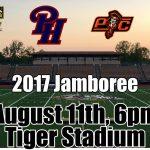 Pre-Season Comes to a Close Friday with Jamboree