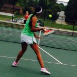 Northmont Varsity Girls Tennis wins season opener!!